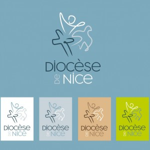 logo diocese nice