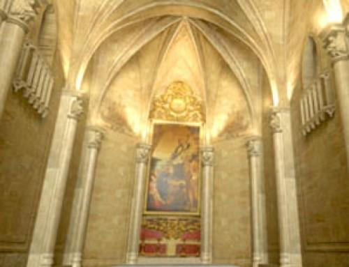 L'Eglise de l'Oratoire à Grasse