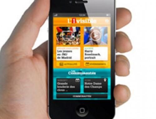 Clip de présentation de l'Application Mobile