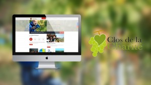 site internet clos de la charite