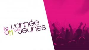 Logo 2011 L'année des jeunes