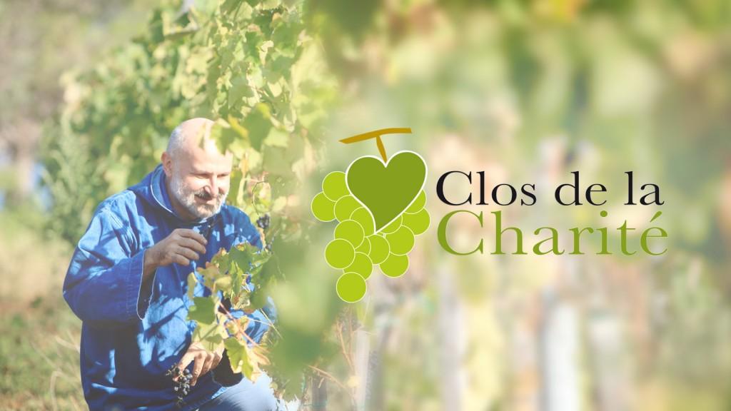 Logo du Clos de la Charité