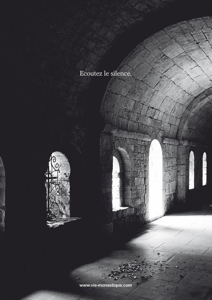 Ecoutez le silence ! vie-monastique.com