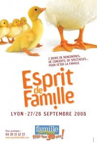 Campagne - Esprit de Famille - 2008