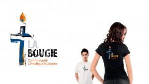 Identité graphique de La Bougie