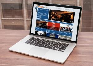 Site internet de l'association La Bougie