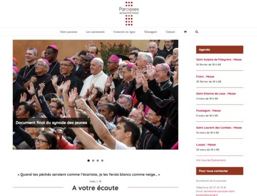Paroisse de Saint-Émilion